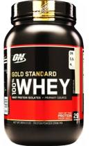 Whey Isolate Gold Standard 100 907g On Optimum Nutrition - Chocolate