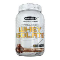 Whey isolate ultra pure 900 g - muscletech (chocolate) -