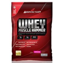 Whey Muscle Hammer - Cookies e Cream 1800g - BodyAction