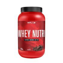 WHEY NUTRI (900g) - Chocolate - Intlab -