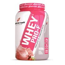 Whey PRO-F (900g) - Body Action Sabor:Morango -