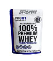Whey Protein 100% Concentrado Premium 840g - Profit Labs - Profit Laboratório