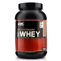 Whey Protein 100 Gold Standard - 909g Rocky Road - Optimum Nutrition