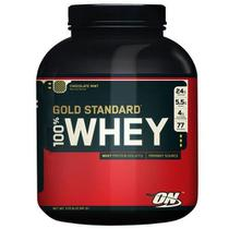 Whey Protein 100 Gold Standard - Chocolate 2270g - Optimum Nutrition