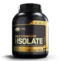 Whey Protein 100% Isolate Gold Standard 1,36kg - Optimum Nutrition