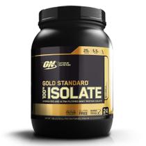 Whey Protein 100% Isolate Gold Standard 720g - Optimum Nutrition