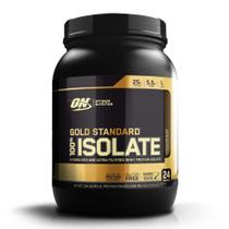 Whey Protein 100% Isolate Gold Standard 744g - Optimum Nutrition -