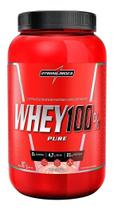 Whey protein 100% pure integral médica 907g -