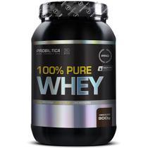 Whey Protein 100% Pure Whey 900g - Probiótica -