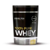 Whey Protein 100% Pure Whey Refil Pouch Probiótica 825g -