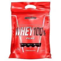 Whey Protein 100% Super Pure 1,8 Kg Body Size Refil - IntegralMédica - Integralmedica -