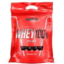 Whey Protein 100% Super Pure 1,8 Kg Body Size Refil - IntegralMédica -
