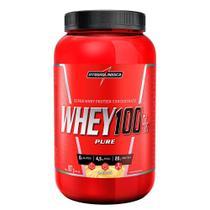 Whey Protein 100% Super Pure 907 g Body Size Pote - IntegralMédica -