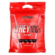 Whey Protein 100% Super Pure 907 g Body Size Refil - IntegralMédica -