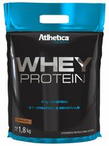 Whey Protein 1,8 Kg Chocolate Atlhetica