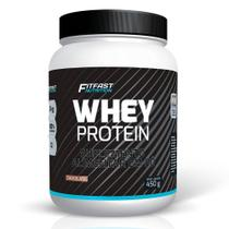 Whey Protein 450G - Fitfast Nutrtion - Fitfast nutrition