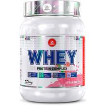 Whey protein - 500 g - strawberry midway -