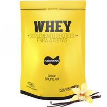 Whey Protein BAUNILHA 907G Naturovos -