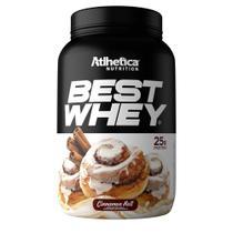Whey Protein Best Whey 900g - Atlhética Nutrition - Atlhetica nutrition