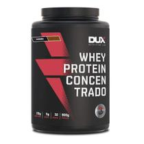 Whey Protein Concentrado - 900g - Dux Nutrition Lab -