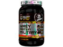 Whey Protein Concentrado Chocolate Military Trail 900g - Midway -
