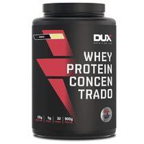 Whey Protein Concentrado Coco - Pote 900g - Dux Nutrition Lab -