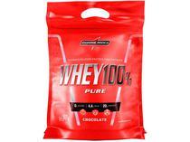Whey Protein Concentrado Integralmédica 100% Pure - 907g Chocolate Natural