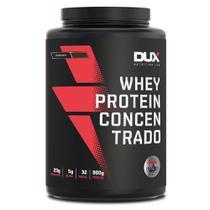 Whey Protein Concentrado Pote 900g Dux Nutrition -