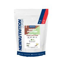 Whey Protein Concentrado Zero Lactose All Natural Baunilha 900g NewNutrition -