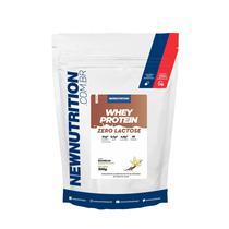 Whey Protein Concentrado Zero Lactose Baunilha 900g NewNutrition -