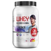 Whey Protein Concentrate Kaká Sports 907g Morango - Midway -