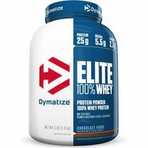 Whey Protein Elite 2,300kg Gourmet Vanilla Dymatize -