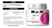 Whey Protein Feminino +Omega 3 + Colágeno Max Titanium -