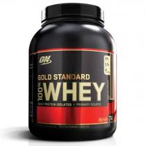 Whey Protein Gold Standard 100 5lb 2,273 Kg - Chocolate e Rock Road - Optimum nutrition