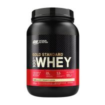Whey Protein Gold Standard Optimum Baunilha -