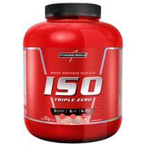 Whey Protein Iso Triple Zero 1,8kg Integral Medica Original - Integralmedica