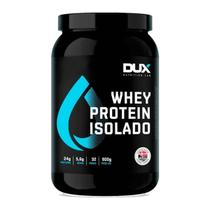 Whey protein isolado 900 g - dux nutrition lab (cappuccino) -