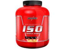 Whey Protein Isolado Integralmédica - Iso Triple Zero 1,8kg Baunilha Natural -
