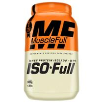 Whey Protein Isolado Iso Full - 900g - Muscle Full -