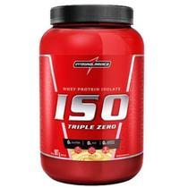 Whey Protein Isolado ISO Triple Zero (907g) - IntegralMedica - Integralmédica