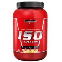 Whey Protein Isolado ISO Triple Zero (907g) - IntegralMedica -