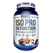 Whey Protein Isolado Pro Definition - PROFIT