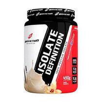 Whey Protein Isolate Definition 450grs Morango - Body action
