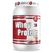 Whey Protein Midway Baunilha 1Kg -