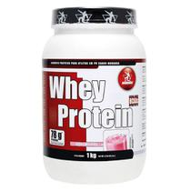 Whey Protein Midway Morango 1Kg -