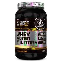 Whey protein military 900 g - midway (baunilha) -