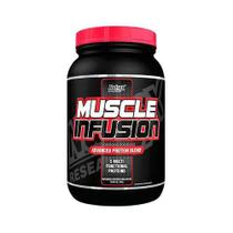 Whey Protein Muscle Infusion 907grs - Nutrex - Baunilha -