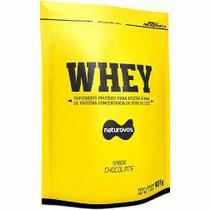Whey protein naturovos 907g chocolate -