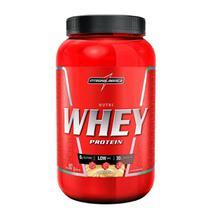 Whey Protein Nutri Baunilha IntegralMédica Refil - 907g -
