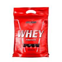 Whey Protein Nutri Integralmedica Refil 907g - Chocolate - Integralmédica